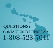 Questions? - Contact Us At: 1-808-523-7041